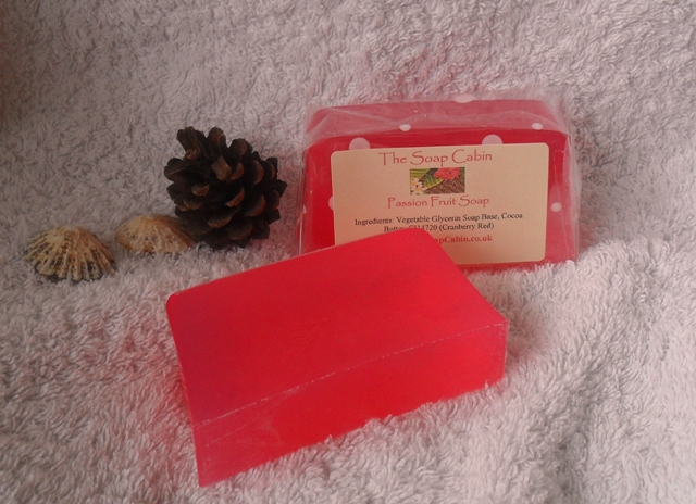 Passion Fruit Soap Bar